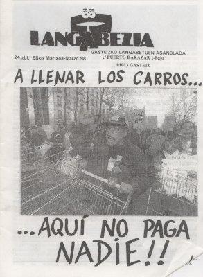 Boletín Langabezia